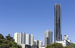 Tour résidentielle de Brisbane Photographie stock libre de droits