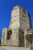 Tour romaine à Nîmes, Provence, France Photos stock