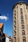 Tour ronde à Copenhague Photos stock
