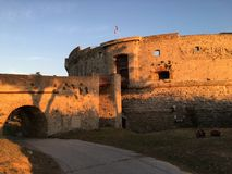 Tour Royale, Fortress in Toulon, France Stock Image