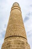 Tour simple de la vieille mosquée Photo stock