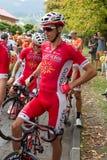Tour of Slovakia 2018 Royalty Free Stock Photos