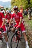 Tour of Slovakia 2018 Stock Photos