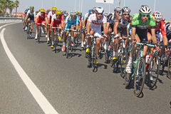 Tour of Spain 2014. Stock Photo