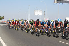 Tour of Spain 2014. Stock Image