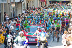 Tour of Spain Stock Photography