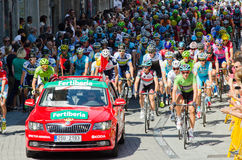 Tour of Spain Stock Photos