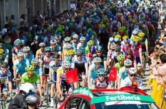 Tour of Spain Stock Images