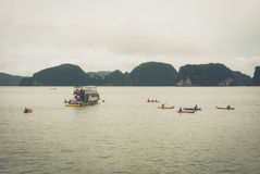 Tour to Beautiful Island Thailand Royalty Free Stock Photo
