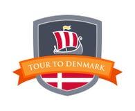 Tour to Denmark Stock Photos