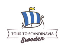 Tour to Scandinavia Royalty Free Stock Images