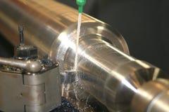 Tour tournant l'acier inoxydable Image stock