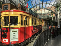 Tour Train in Christchurch. New Zealand Stock Photography