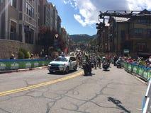Tour of Utah 2015 Stock Photo