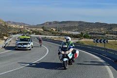 Tour of Valencia Stock Photo