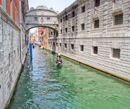 Tour of Venice Stock Photography