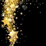 Tourbillon d'étoile Photo libre de droits