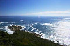 Tourbillon de péninsule d'Oudeschip Images libres de droits