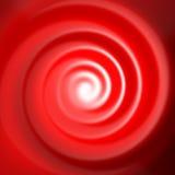 Tourbillonnement hypnotisant la texture de fond Photo stock