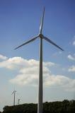 Tourbine del viento Fotografía de archivo libre de regalías