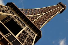 Toure Eiffel Tower Paris France - creative commons by gnuckx Royalty Free Stock Photos