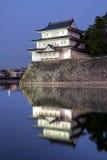 Tourelle de château de Nagoya, Japon photo stock
