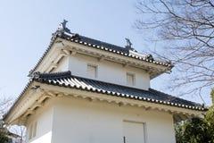 Tourelle de château japonais Photo stock