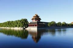 Tourelle du palais impérial Photos libres de droits