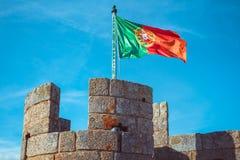 Tourelle portugaise Images libres de droits