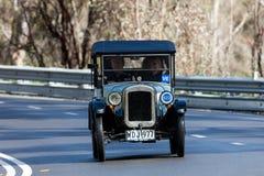 Tourer 1928 Austins 7 Lizenzfreie Stockfotos