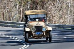 Tourer 1914 de Minerva KK 18CV Imagens de Stock Royalty Free