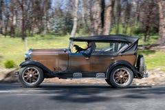 Tourer 1929 de Oldsmobile franco Imágenes de archivo libres de regalías