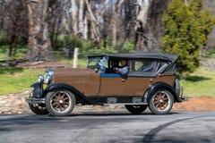 Tourer 1929 de Oldsmobile franco Foto de archivo