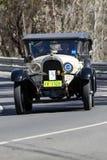 Tourer 1928 del cavaliere 12 del falco Fotografie Stock