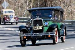 Tourer 1928 del nacional de Chevrolet AB Fotografía de archivo libre de regalías
