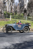 Tourer 1928 di Austin 7 Fotografia Stock