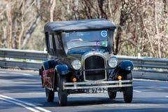 Tourer 1926 di Chrysler H Fotografia Stock