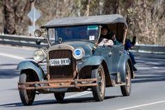Tourer 1929 super de Essex seis Fotografia de Stock Royalty Free
