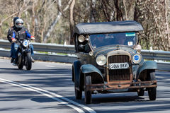 Tourer 1929 super de Essex seis Imagem de Stock Royalty Free