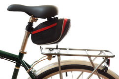 Touring Bicycle Royalty Free Stock Image