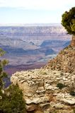 Touring Grand Canyon 2 Royalty Free Stock Photos