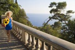 Touring The Mediterranean Stock Photos