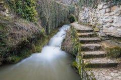 Touring the province of Burgos, spain! stock photos