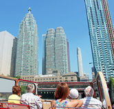 Touring Toronto Royalty Free Stock Photography