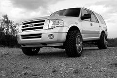 Touring Vehicle stock image
