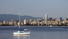 Tourism in and around Vancouver Royalty Free Stock Photography