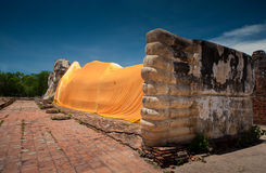 Tourism in Ayutthaya, Thailand Stock Photography