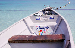 Tourism Boat in Malaysia Royalty Free Stock Photos