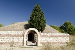 The tourism in Bulgaria Royalty Free Stock Photography