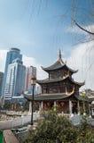 Tourism City guiyagn Jiaxiu Tower Royalty Free Stock Photos